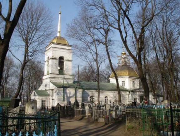Крестительское кладбище