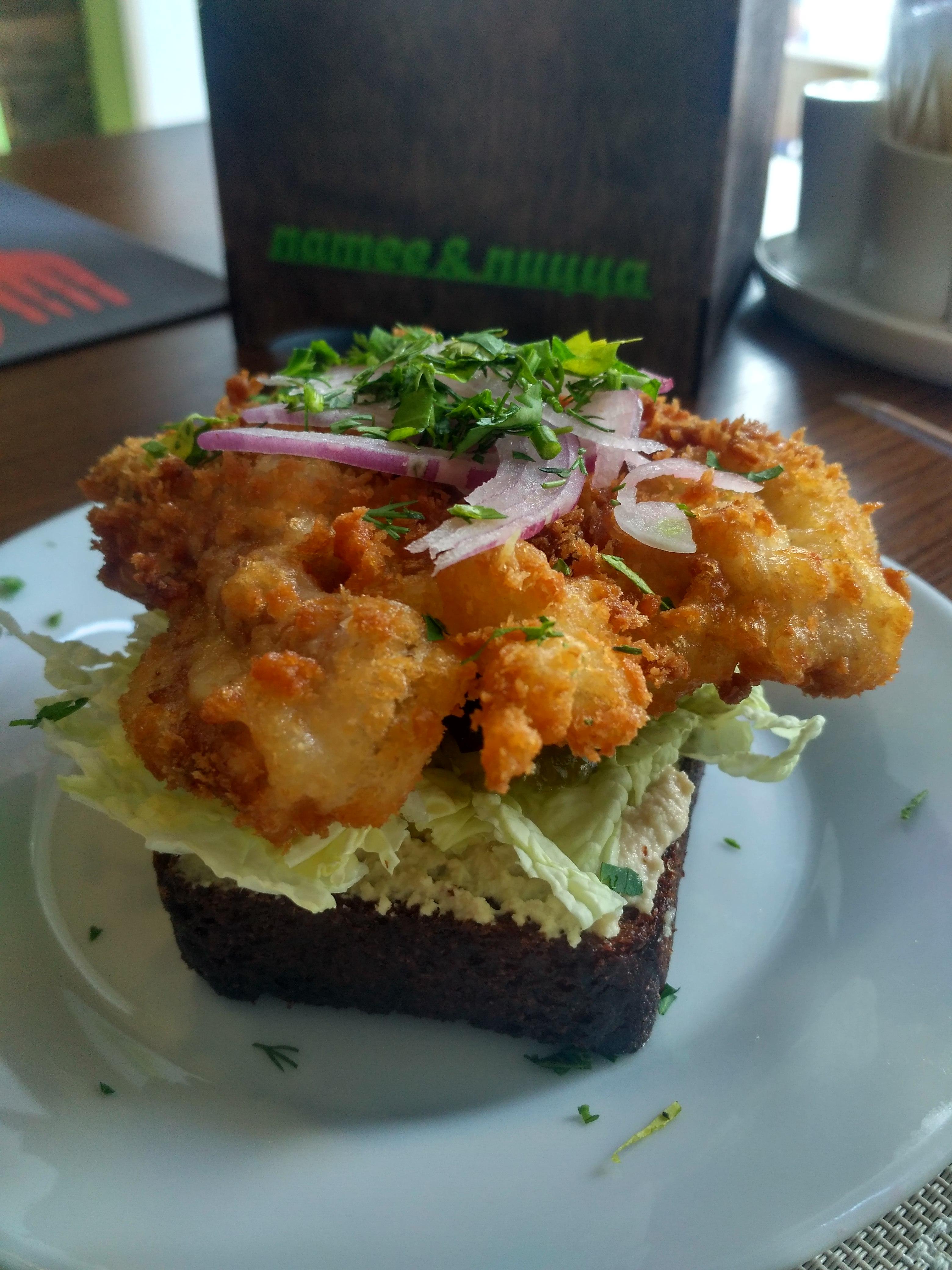 Клаб-сендвич Андерсон
